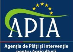 APIA lansează 3 scheme noi de sprijin pentru fermieri! cererile se depun începând cu data de 25 septembrie 2020, până la data de 23 octombrie 2020