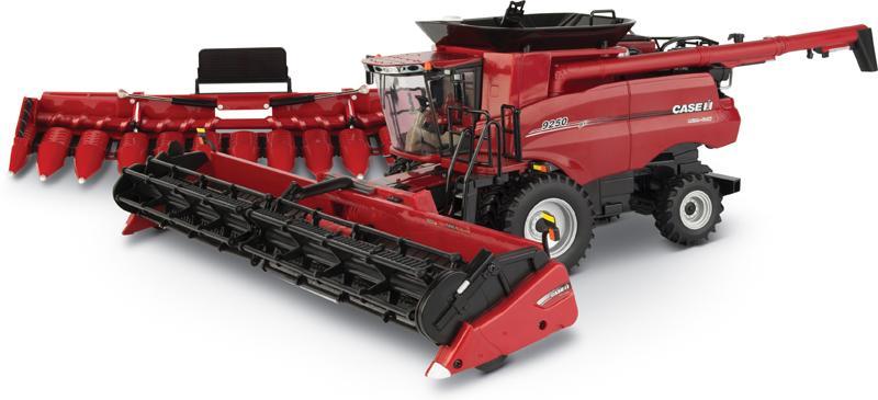 CASE IH Model 9250, combine agricole