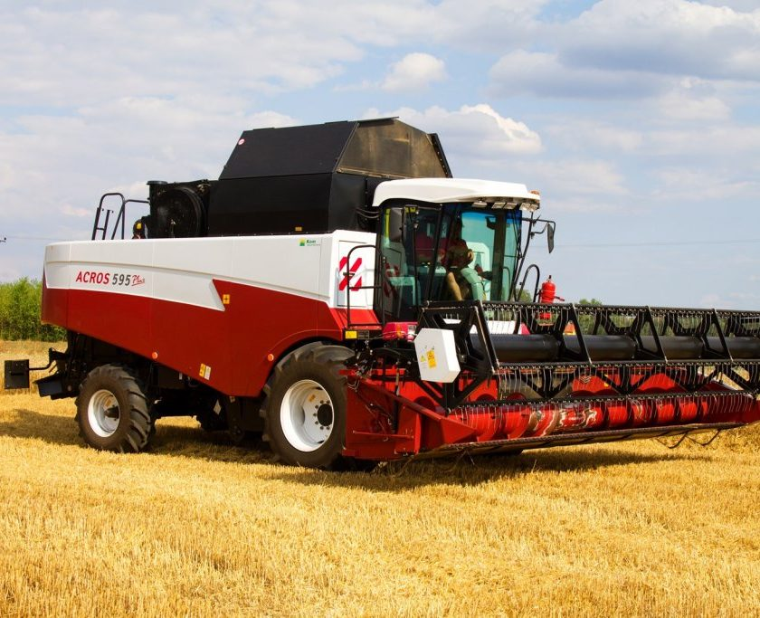 ROSTSELMASH Model  Acros 595 Plus, combine agricole