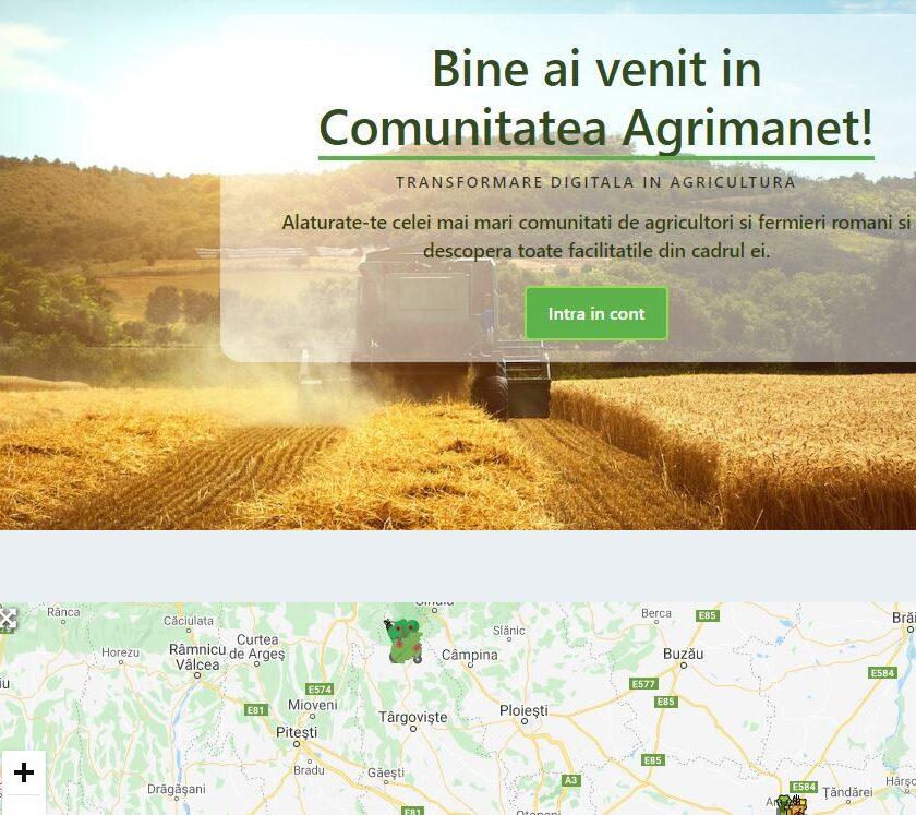 comunitatea fermierilor mici si mijlocii