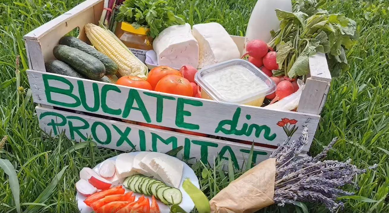 Un proiect de succes al GAL Podișul Mediașului; valoare totală de 59.835 EURO; livrări de produse locale direct la consumatori; stiri agricole