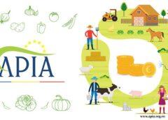 Calendar APIA luna martie 2021; Demarează Campania de Cereri unice pentru 2021; Plata Ajutoarelor Naționale Tranzitorii; stiri agricole
