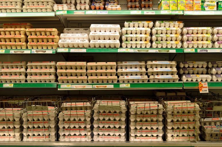 Oul - un exemplu de reglementare absurdă a UE; În USA ouăle trebuie spălate și refrigerate de la fermă la magazinul cu amănuntul; stiri agricole