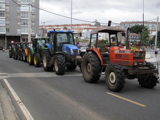 Demers împotriva plafonării obligatorii a plăților directe; propunerea este discriminatorie pentru mai multe state membre si ferme; stiri agricole