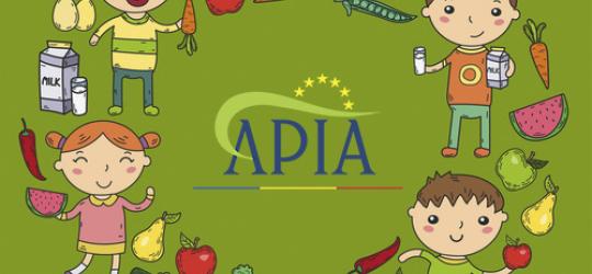 Efectuarea plăților aferente Măsurii Programului pentru școli; APIA informează că a efectuat plățile către solicitanţii în cadrul Programului pentru şcoli