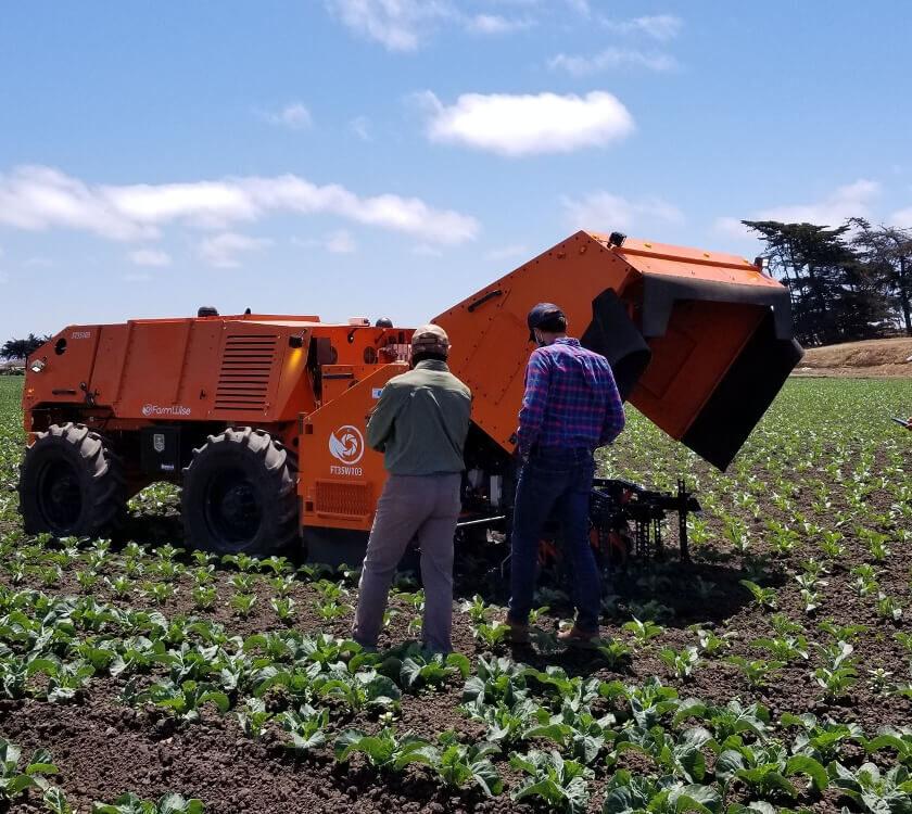 Primul catalog de roboți agricoli cu 35 de propuneri; Producătorii lor au deja aproape 2.000 de unități, la prețuri cuprinse între 9.995 € și 590.000 €.