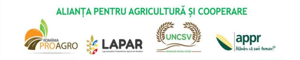 Alianța pentru Agricultură și Cooperare a transmis o scrisoare deschisă către premierul Florin Cîțu și ministrul agriculturii, Adrian Oros. stiri agricole