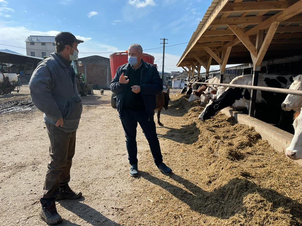 Rolul fermierilor mici este unul esențial în dezvoltarea și conservarea satului românesc. Cooperativa Agricolă Bovi Someș. Stiri agricole